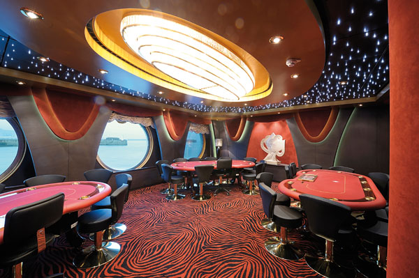 Casino royal Msc poesia